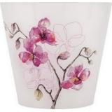 Горшок для цветов London Orchid Deco D 160 мм/1,6 л розовая орхидея ING6196РЗ (16)